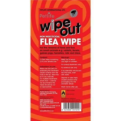 Petlife Wipe Out