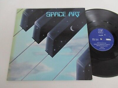Space Art/space Art  Lp 1977 Carrere If 67.173