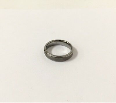 286dc70a32fa1 MUST SELL TRITON Tungsten Carbide TC 850 Mens Wedding Band/Ring Sz ...