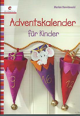 Adventskalender für Kinder   BN 497