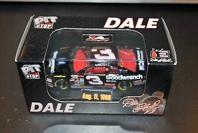 "Dale Earnhardt Dale The Movie Aug 11 1996 ""Starting In The Front""  Pit Stop 1/64"