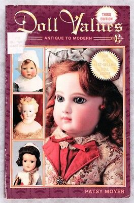 Ref. Book:  Doll Values: Antique to Modern