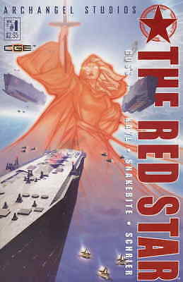 Red Star, The (Vol. 2) #1 VF/NM; CrossGen | save on shipping - details inside