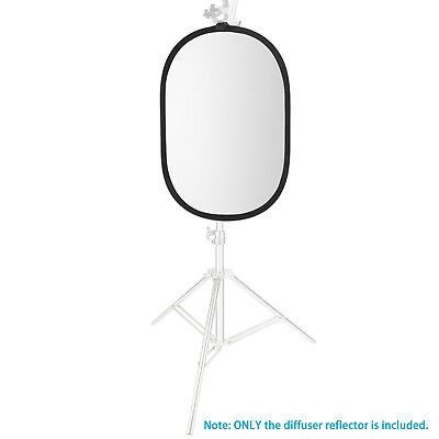 Neewer Difusor Reflector Disco Pop-Out Plegable y Funda De Transporte 100x150Cm