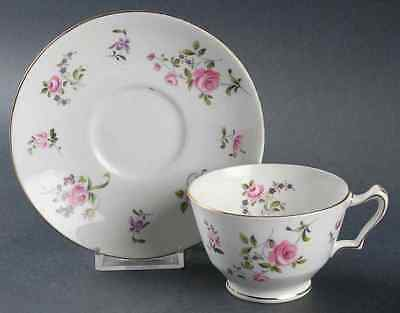 Crown Staffordshire F7295 Cup & Saucer 2347531