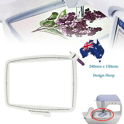 Replacement Embroidery Large Hoop For Husqvarna Viking Design Machine 240x150mm
