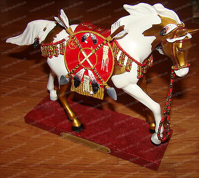 LEGEND of the PLAINS (Trail of Painted Ponies by Enesco, 4022509) 1E/2,458