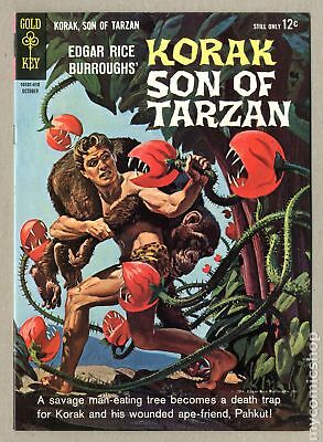 Korak Son of Tarzan (Gold Key/DC) #5 1964 VF/NM 9.0