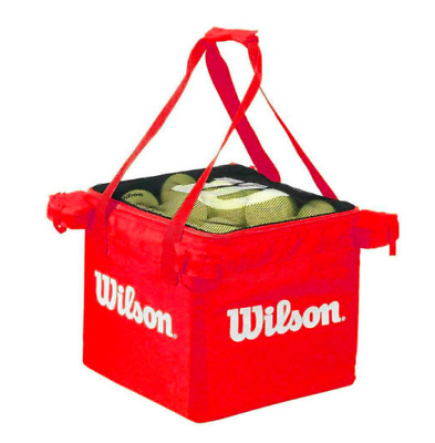 Wilson East Coaching Bag for Mini Red Orange and Green