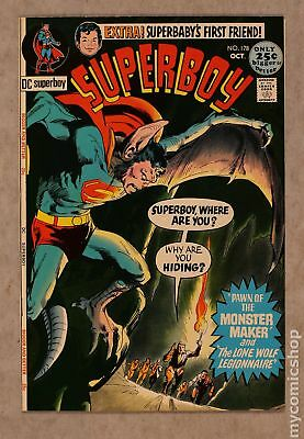 Superboy (1st Series DC) #178 1971 NM 9.4