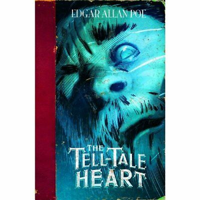 The Tell-tale Heart (Graphic Novels) - Paperback NEW Edgar Allan Poe 2013-03-01