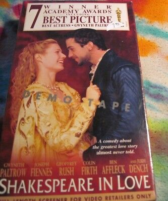 Sealed Vhs Screening Tape Full Length Quot The Cure Quot Brad