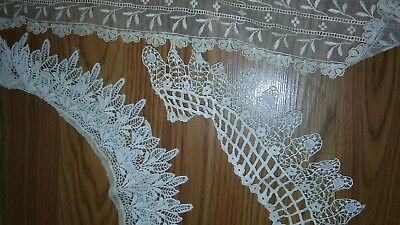 Lot of Antique Lace Collars