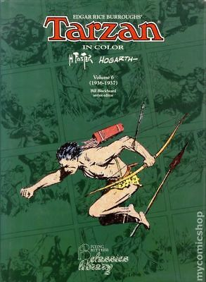 Tarzan in Color HC (NBM) #6-1ST 1994 VF
