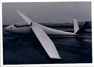 Pre-Wwii German Glider From The Collection Of German Glider Pilot Wolf Hirth