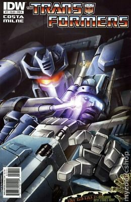 Transformers (IDW) #17A 2011 VF Stock Image