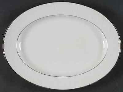 "Noritake SORRENTO 11 5/8"" Oval Serving Platter 467310"