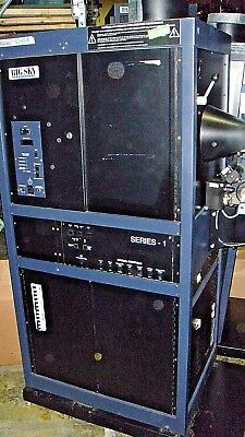 Big Sky Xenon  35mm projection Console Good Used condition 2KW