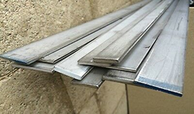 """Alloy 304 Stainless Steel Flat Bar - 1/2"""" x 6"""" x 48"""""""