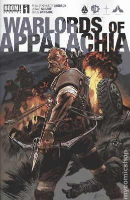 Warlords of Appalachia 1A 2016 VF Stock Image