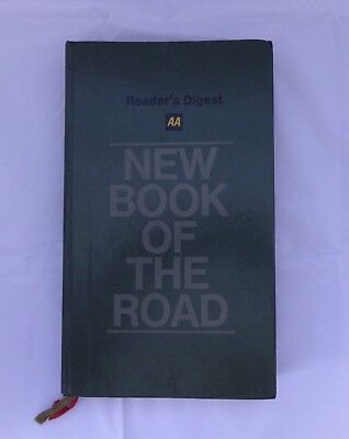 Readers Digest AA New Book Of The Road, Hardback, 1975; info on places to visit