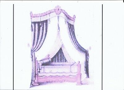 Beautiful French Canopy  bed C1860
