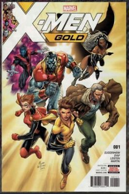 X-Men Gold #1 First Print Syaf CONTROVERSIAL ART SOLD OUT 2017