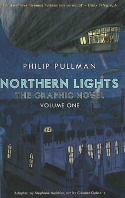 Northern Lights - The Graphic Novel Volume 1 by Philip Pullman 9780857534620