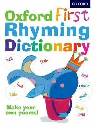 Oxford First Rhyming Dictionary 9780192735591 (Mixed media product, 2014)