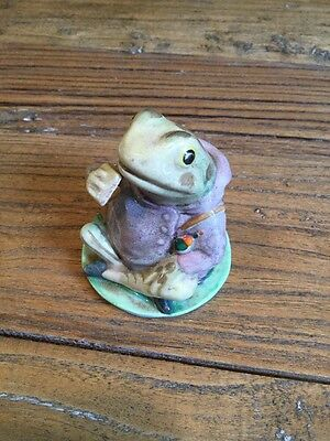 Royal Albert  Beatrix Potter Frog