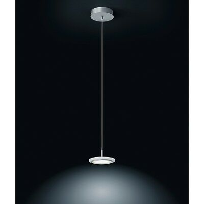 Helestra Rubi Suspension à LED Nickel Mat - Chrome 16/1518.19/5196