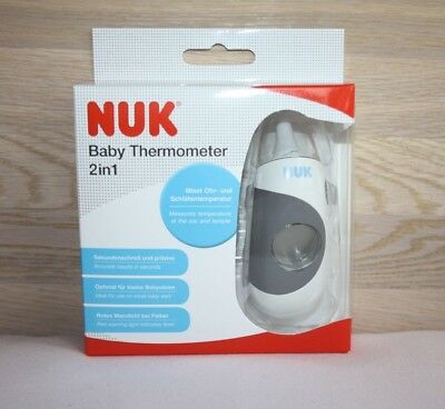 NUK Baby Thermometer 2in1 *NEU*
