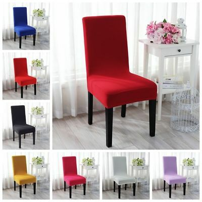 Durable Home Stretch Dining Chair Covers Chair Protector Slipcover Decor Spandex