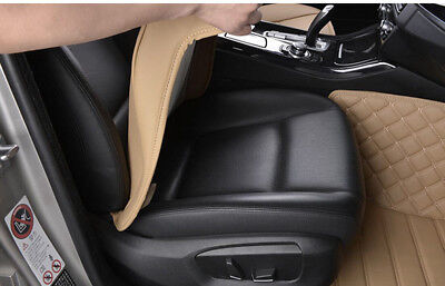 Luxury PU Leather 3D Full Surround Car Seat Protector Seat Cover Accessories Hot