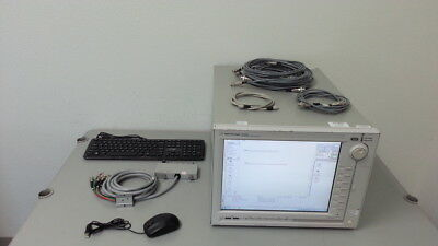 Keysight / Agilent B1500A Semiconductor Device Analyzer With Options
