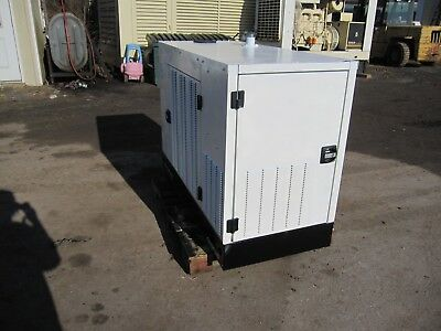 25 Kw Olympian Lp Or Natural Gas Generatorm Low Hours Re-Furbished Load Bank Tes