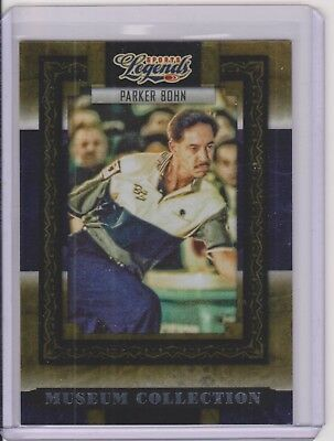 Rare 2008 Donruss Legends Parker Bohn Card #mc-9 ~ Museum /1000 ~ Pba Bowling