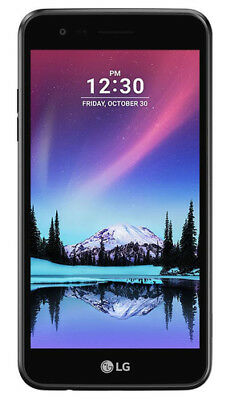 LG K4  2017 black Single SIM NEU