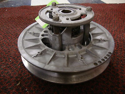 1988 Arctic Cat Cougar SECONDARY DRIVEN CLUTCH ASSEMBLY 0726 010
