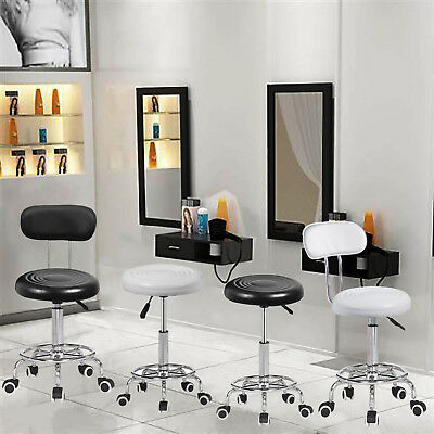 Salon Beauty Spa Massage Stool Barber Hairdressing Styling Tattoo Manicure Chair