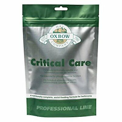 Critical Care 141 Grammi Oxbow Alimento Per Erbivori - Conigli Cavie -