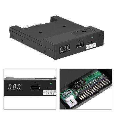 "5V SFRM72-TU100K 3.5"" USB 720KB Floppy Drive Emulator For Industrial Equipment"