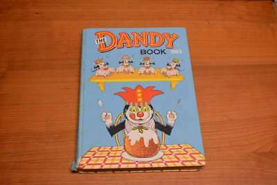The Dandy Book 1969 (Annual), D C Thomson, Very Good Book