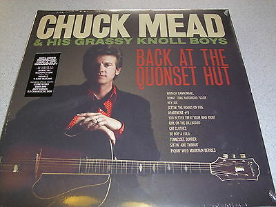 Chuck Mead & His Grassy Knoll Boys - Back At The Quonset Hut - LP Vinyl /// OVP