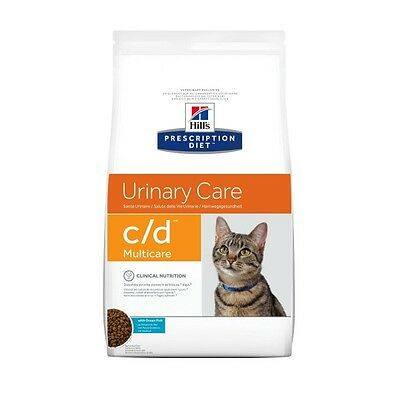 C/d Multicare 5 Kg Gusto Pesce Per Gatti Adulti - Hill's Urinary Care