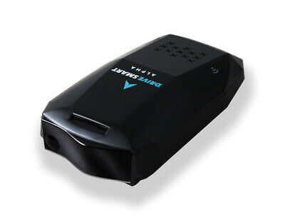 Drivesmart Alpha - Radar, Laser & Gps Speed Camera Detector