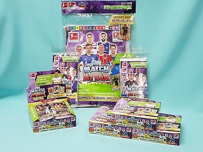 Topps Match Attax Extra 2018 Starterpack Display Blister & Sets  aussuchen Neu