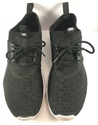 hot sale online ec336 340f5 Nike Juvenate Black White Trainers Shoes Womens Size US 10M