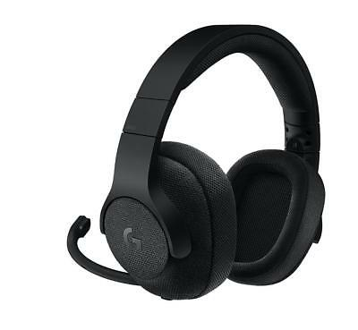 N Logitech G433 7.1 Wired Gaming Headset with DTS Headphone X 7.1 Surround
