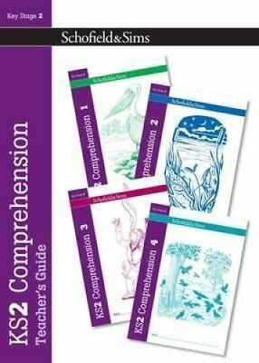 KS2 Comprehension Teacher's Guide by Celia Warren 9780721711584